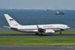 kina309さんが、羽田空港で撮影したロシア連邦保安庁 Il-96-300の航空フォト(写真)