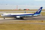 B14A3062Kさんが、関西国際空港で撮影した全日空 767-381/ERの航空フォト(写真)