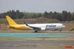 OS52さんが、成田国際空港で撮影したポーラーエアカーゴ 767-3JHF(ER)の航空フォト(写真)