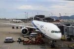 kikiさんが、香港国際空港で撮影した全日空 777-381/ERの航空フォト(写真)