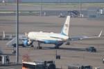 BOEING737MAX-8さんが、羽田空港で撮影したアメリカ空軍 C-5A Galaxyの航空フォト(写真)