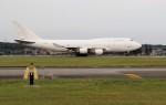 ハム太郎。さんが、横田基地で撮影したアトラス航空 747-45E(BDSF)の航空フォト(写真)