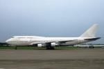 Hiro-hiroさんが、成田国際空港で撮影したトランスアエロ航空 747-346の航空フォト(写真)