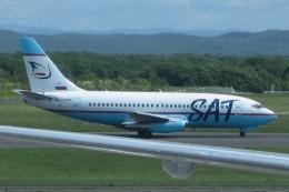Hiro-hiroさんが、新千歳空港で撮影したサハリン航空 737-232/Advの航空フォト(飛行機 写真・画像)