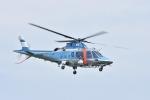 蒼い鳩さんが、東京ヘリポートで撮影した警視庁 A109E Powerの航空フォト(写真)