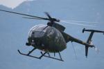 プラグマニアさんが、防府北基地で撮影した陸上自衛隊 OH-6Dの航空フォト(写真)