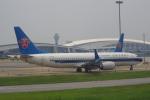JA8037さんが、広州白雲国際空港で撮影した中国南方航空 737-8-MAXの航空フォト(写真)
