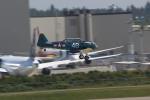 Liangさんが、ペインフィールド空港で撮影したTIGERS AVIATION LLC T-6G Texanの航空フォト(写真)
