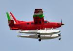 じーく。さんが、広島空港で撮影したせとうちSEAPLANES Kodiak 100の航空フォト(飛行機 写真・画像)