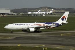 planetさんが、クアラルンプール国際空港で撮影したマレーシア航空 A330-223の航空フォト(飛行機 写真・画像)