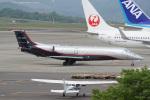 神宮寺ももさんが、高松空港で撮影したマン島企業所有 EMB-135BJ Legacy 650の航空フォト(写真)