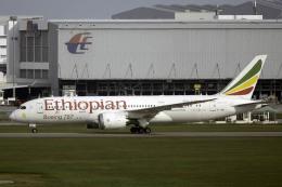 planetさんが、クアラルンプール国際空港で撮影したエチオピア航空 787-8 Dreamlinerの航空フォト(飛行機 写真・画像)