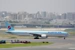 eagletさんが、羽田空港で撮影した大韓航空 777-3B5の航空フォト(写真)