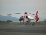 ヒコーキグモさんが、広島へリポートで撮影した中日本航空 EC135P2+の航空フォト(写真)