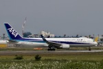 akinarin1989さんが、成田国際空港で撮影した全日空 767-381/ERの航空フォト(写真)