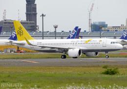 NINEJETSさんが、成田国際空港で撮影したロイヤルブルネイ航空 A320-251Nの航空フォト(飛行機 写真・画像)