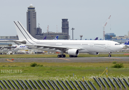 NINEJETSさんが、成田国際空港で撮影したプライベートエア A330-202の航空フォト(飛行機 写真・画像)