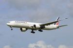 szkkjさんが、成田国際空港で撮影したエールフランス航空 777-328/ERの航空フォト(写真)