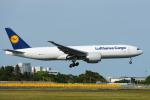goldengoldsさんが、成田国際空港で撮影したルフトハンザ・カーゴ 777-FBTの航空フォト(写真)