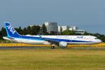 goldengoldsさんが、成田国際空港で撮影した全日空 A321-272Nの航空フォト(写真)