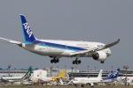 akinarin1989さんが、成田国際空港で撮影した全日空 787-9の航空フォト(写真)