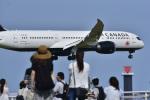 パンダさんが、成田国際空港で撮影したエア・カナダ 787-9の航空フォト(飛行機 写真・画像)