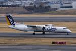xxxxxzさんが、伊丹空港で撮影した日本エアコミューター DHC-8-402Q Dash 8の航空フォト(飛行機 写真・画像)