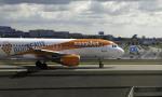 planetさんが、アムステルダム・スキポール国際空港で撮影したイージージェット・ヨーロッパ A320-214の航空フォト(写真)
