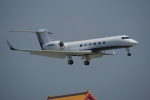 JA8037さんが、台北松山空港で撮影したアメリカ個人所有 G-Vの航空フォト(写真)