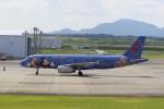 pcmediaさんが、静岡空港で撮影した中国東方航空 A320-232の航空フォト(写真)
