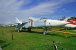 ちゃぽんさんが、モニノ空軍博物館 で撮影したロシア空軍 Su-24の航空フォト(写真)