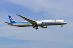 szkkjさんが、成田国際空港で撮影した全日空 787-10の航空フォト(写真)