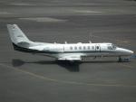 ヒコーキグモさんが、岡南飛行場で撮影した岡山航空 560 Citation Ultraの航空フォト(写真)