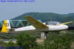 Chofu Spotter Ariaさんが、角田滑空場で撮影した日本個人所有 ASK 13の航空フォト(飛行機 写真・画像)