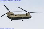 Chofu Spotter Ariaさんが、厚木飛行場で撮影したアメリカ陸軍 CH-47Fの航空フォト(飛行機 写真・画像)