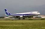 Zakiyamaさんが、熊本空港で撮影した全日空 767-381/ERの航空フォト(写真)