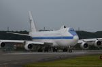 382kossyさんが、横田基地で撮影したアメリカ空軍 E-4B (747-200B)の航空フォト(写真)
