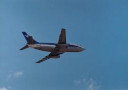 エルさんが、山形空港で撮影した全日空 737-281/Advの航空フォト(飛行機 写真・画像)