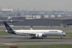 TAKA-Kさんが、羽田空港で撮影したルフトハンザドイツ航空 A350-941XWBの航空フォト(写真)