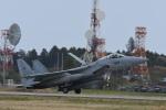 382kossyさんが、茨城空港で撮影した航空自衛隊 F-15J Eagleの航空フォト(写真)