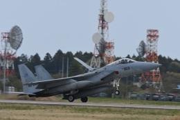 382kossyさんが、茨城空港で撮影した航空自衛隊 F-15J Eagleの航空フォト(飛行機 写真・画像)