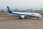 まんぼ しりうすさんが、小松空港で撮影した全日空 787-8 Dreamlinerの航空フォト(写真)
