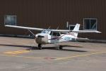 まんぼ しりうすさんが、福井空港で撮影した日本個人所有 172R Skyhawkの航空フォト(写真)