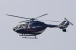 bakさんが、岐阜基地で撮影した朝日航洋 BK117C-2の航空フォト(写真)