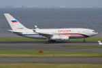 マリオ先輩さんが、羽田空港で撮影したロシア連邦保安庁 Il-96-300の航空フォト(写真)