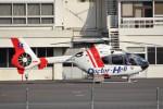 YASKYさんが、広島へリポートで撮影した中日本航空 EC135P2+の航空フォト(写真)