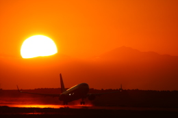 Hiro-hiroさんが、新潟空港で撮影した全日空 737-881の航空フォト(飛行機 写真・画像)