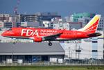 れんしさんが、福岡空港で撮影したフジドリームエアラインズ ERJ-170-100 (ERJ-170STD)の航空フォト(写真)