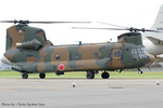 Chofu Spotter Ariaさんが、下総航空基地で撮影した陸上自衛隊 CH-47Jの航空フォト(飛行機 写真・画像)