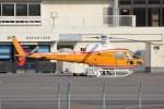 YASKYさんが、広島へリポートで撮影した東邦航空 AS350B Ecureuilの航空フォト(写真)